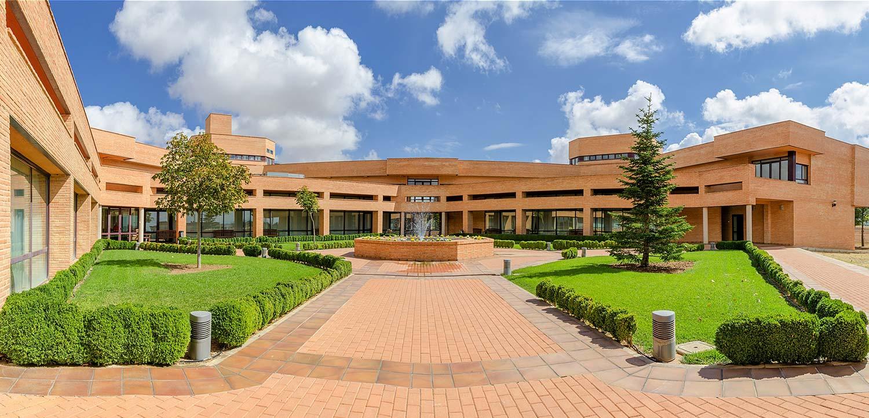 GB Residencias - El Edificio