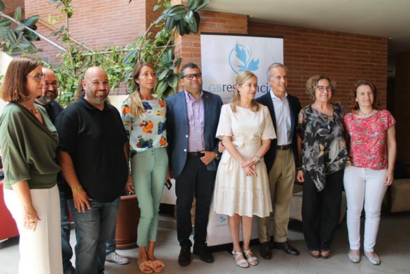 GB Residencias conmemora los 15 años de funcionamiento del centro en Alcázar de San Juan